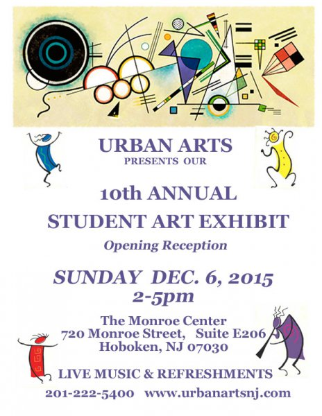 Urban Arts annual exhibit