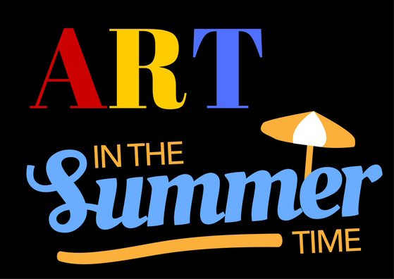 ART IN THE SUMMER